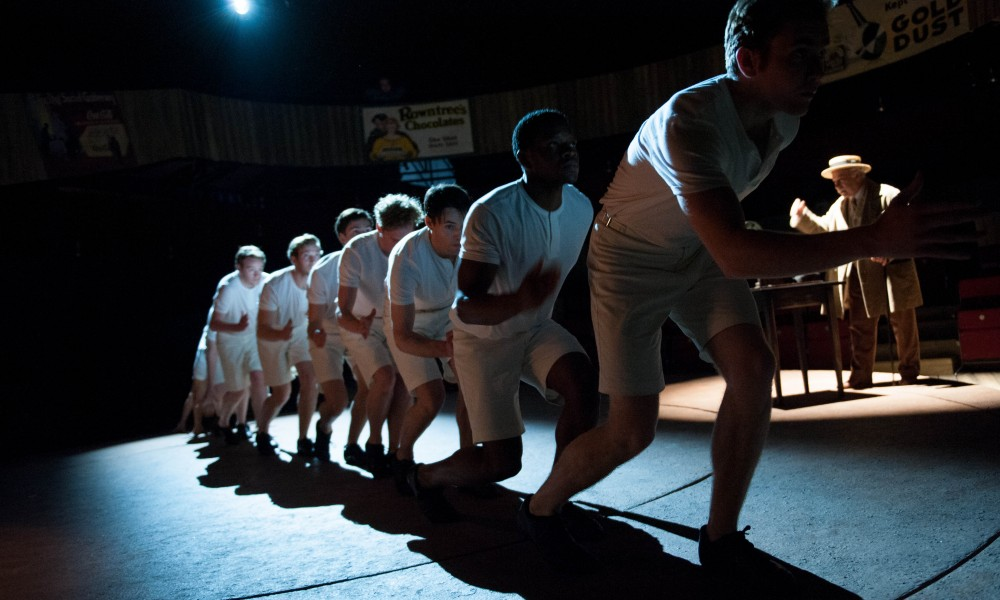 Theatre Review – Chariots of Fire @ The Gielgud